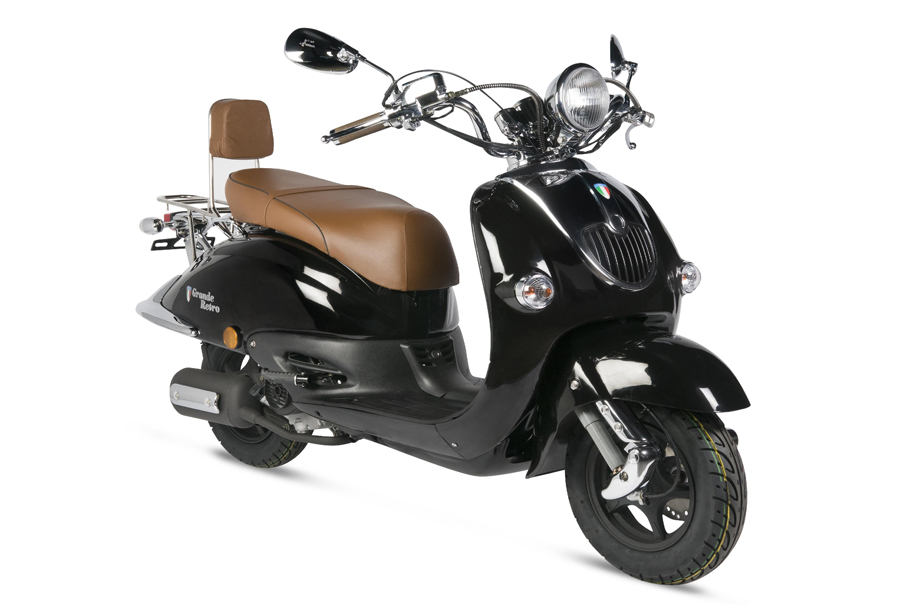 Scooter Grande-Retro-GT2