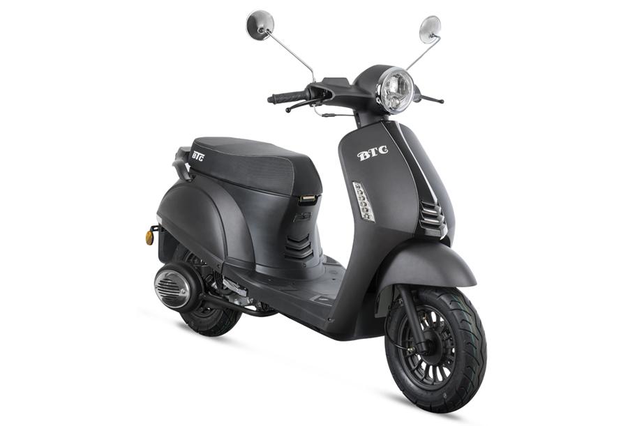 Scooter Riva-II